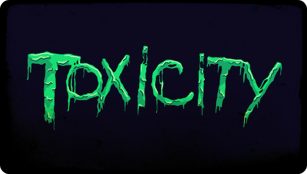 Toxicity by BohdanDrop