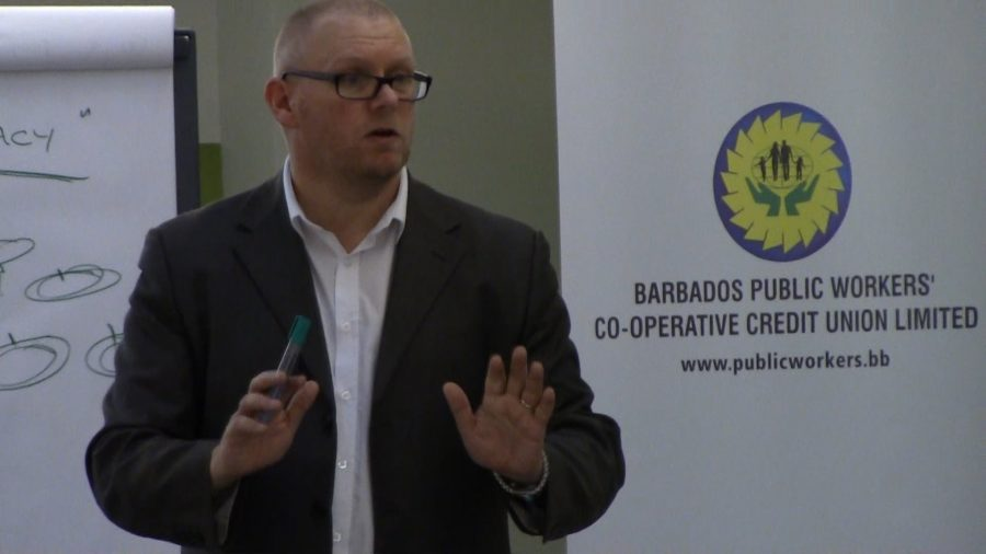 UK Facilitator Neil Fogarty delivered a barbados corporate workshop on the subject of intrapreneurship. He has a large number of client testimonials for you to refer to.